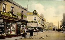 Jarrow on Tyne. Ormonde Street by Monarch. E.W.Penman Shop.