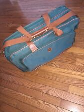 "Vtg Excellent 21"" Polo Ralph Lauren Overnight Travel Luggage Bag"