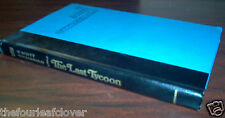 F Scott Fitzgerald The Last Tycoon An Unfinished Novel 1969 Edmund Wilson Notes