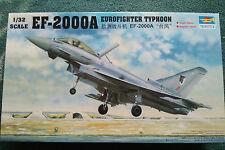"TRUMPETER 1/32 EF-2000A EUROFIGHTER ""TYPHOON"""