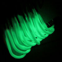 30pcs Luminous Fishing Hooks 14-28# Barbed Tackle High Carbon Steel Fishing Line