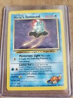 Misty's Tentacool 32/132 - Non-Holo - Unlimited - Gym Heroes - Pokemon - NM-LP