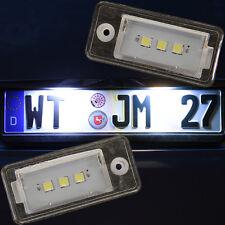 LED Kennzeichenbeleuchtung für Audi A6 Limousine | Avant Kombi [7301-5050]