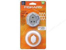 "FISKARS Everywhere Punch Window Maker Cartridge ""Honeycomb"" 155840-1001"