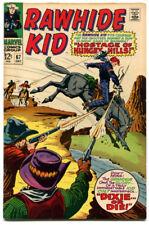 Rawhide Kid 67 NM- 9.2 Marvel 1968 Kid Colt Outlaw Roy Thomas Larry Lieber