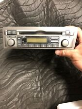 2004-2005 HONDA CIVIC A/V Equipment AM-FM-CD, Sdn, 1.3L (MX, hybrid)H13A008