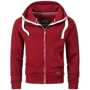 Herren Sweatjacke Kapuzenpullover Jacke Kapuze Hoodie Sweater P310