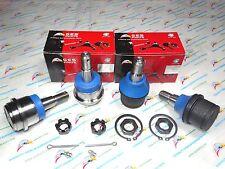 4WD 00-02 Dodge RAM 2500 3500 NEW 4PCS Upper & Lower Ball Joints K7394 K7397