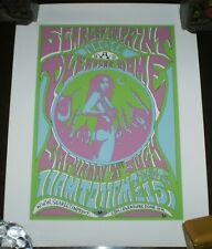 SCARLET IMPRINT, LIMITED EDITION POSTER, A PLEASURE DOME, PSYCHEDELIC OCCULT ART