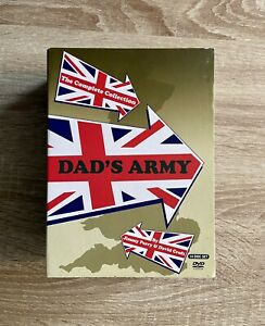 Dads Army The Complete Collection DVD boxset - Excellent Condition