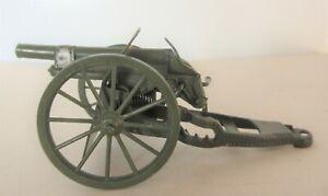 Britains Army Military WWI Royal Artillery Field Gun -  W Britain Model Guns
