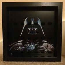 LEGO Star Wars Darth Vader minifig visualizzare le cornici casi