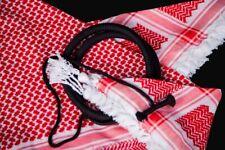 handmade jordan Shemagh /Arabic scarf /head dress/ Ghutra white see picturesشماغ