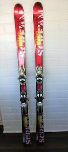 Salomon Scream 8 W Pilot Spaceframe women's skis 165cm Salomon s810 Ti Bindings