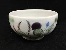 Buchan Portobello Scotland Thistleware Studio Pottery Open Sugar Bowl 189/5