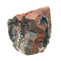 Hematite Specularite Fluorite Florence Mine Cumbria UK Mineral Specimen 5.5cm
