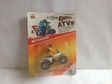GRIPPERS ATV DIE-CAST 1993 1990s ZYLMEX ZYLL ENTERPRISE LTD KAWASAKI