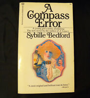 A Compass Of Error by Sybille Bedford (1970,Paperback) 1st Printing