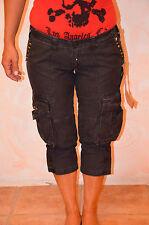 pantalones cortos negros mujer LE TEMPS DES CERISES T W27 (38) TODO valorada en