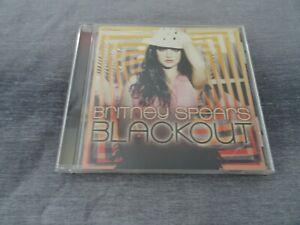BRITNEY SPEARS BLACKOUT JAPANESE CD GIMME MORE RADAR PIECE OF ME FREAKSHOW RARE
