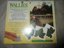 Wallies wallpaper cutouts new in package Nip 25 Ivy Leaf Wallies Free Shipping