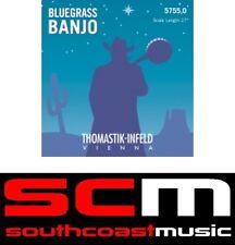 Thomastik-Enfeld Banjo 5 String Set 12-40 Bluegrass Banjo 287-57550 57550 String