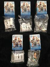 Final Fantasy Trading Arts Vol. 4 Vivi Yuffie Zidane Sephiroth Yuna