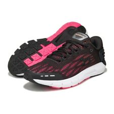 Under Armour CHARGED ROGUE Womens Running Shoes Black Pink 3021247 NEW