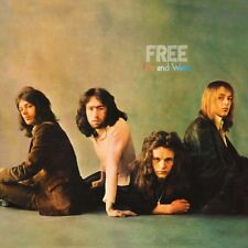 FREE Fire And Water LP Vinyl Re-Issue NEW 2017