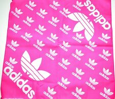 100% Cotton Adidas Extreme Sports Casual Bandana ( Pink ).Unisex Headband