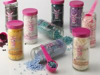 Pink Zebra Sprinkles. New and a TON to choose from.
