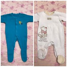 Pinocchio Real Boy Baby Vest  Babygrow Baby Novelty Disney Inspired