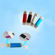 4 Farbe 64GB 64G USB Stick Speicherstick Flash Drive Memory U Disk Pen Geschenk