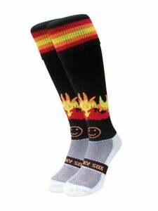 WackySox Hellraiser Sports Socks, Rugby Socks, Hockey Socks