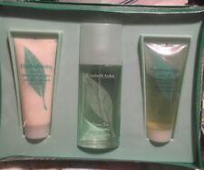 Elizabeth Arden Green Tea Scent Spray, Energizing Shower Gel 3-piece gift set