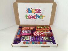 CHOCOLATE HAMPER BOX GIFT BIRTHDAY KIDS TEACHER THANK YOU CADBURY NESTLE HEROES