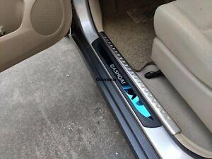 For Nissan Qashqai J11 Car Accessories Door Sill Scuff Plates Protector 17-2019