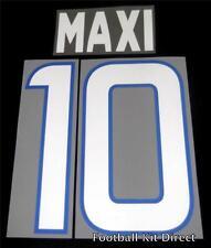 Sampdoria Maxi 10 2012/13 Football Shirt Name/Number Set Kit Home