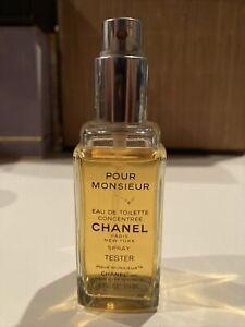 Chanel Pour Monsieur 59 ml / 2 oz Eau De Toilette Concentree Spray (VINTAGE)