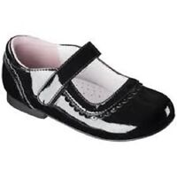 Toddler Girls Cherokee Dee Mary Jane Shoe Pink, White or Black Size 7,8,9, or 11