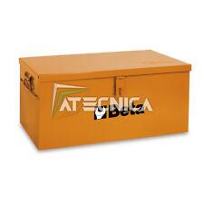 Baule portautensili in lamiera Beta C22BM O cassa porta attrezzi 850x360xh350 mm