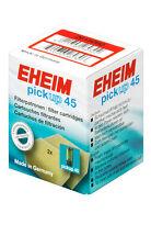 EHEIM FILTER Cartridge Foam x 2 for 2006 PICK UP 45 Filter Aquarium 2615060