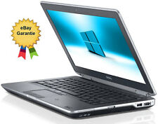 PREMIUM DELL NOTEBOOK LAPTOP LATITUDE  E6320 Core i5  2,50 Ghz  HD Win10