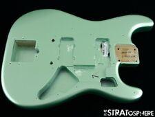 NEW USA Fender Parallel Universe II Jazz Strat BODY Mystic Surf Green 7716973618