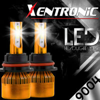 XENTRONIC LED HID Headlight kit 9004 HB1 White for 1984-1992 Lincoln Mark VII