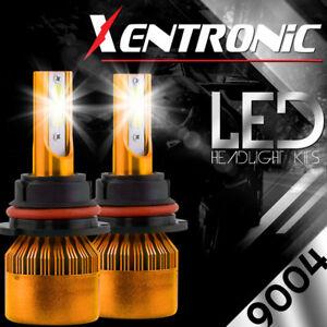 XENTRONIC LED Headlight kit 9004 HB1 6K for 1991-1991 Oldsmobile Cutlass Calais