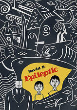 Epileptic by David B. (Paperback, 2006) NEW, FREE SHIPPING WITH ONLINE TRACKING