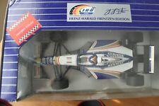ONYX 1996 TESTCAR ESTORIL H.H.FRENTZEN WILLIAMS RENAULT F1 LIMITED 1/18 CAR NEW!