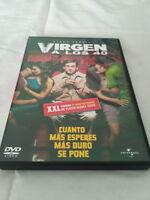 Virgen a los 40 Pelicula Dvd