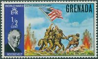 Grenada 1970 SG398 ½c Roosevelt WWII MNH